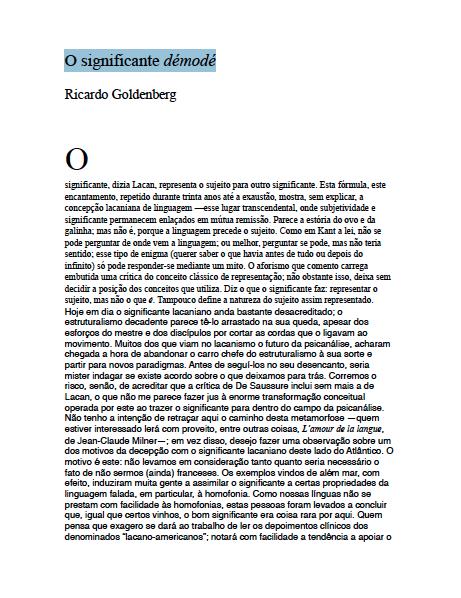 O-significante-demode_ricardo-goldenberg