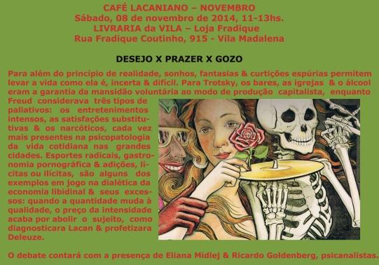 Cafe Lacaniano
