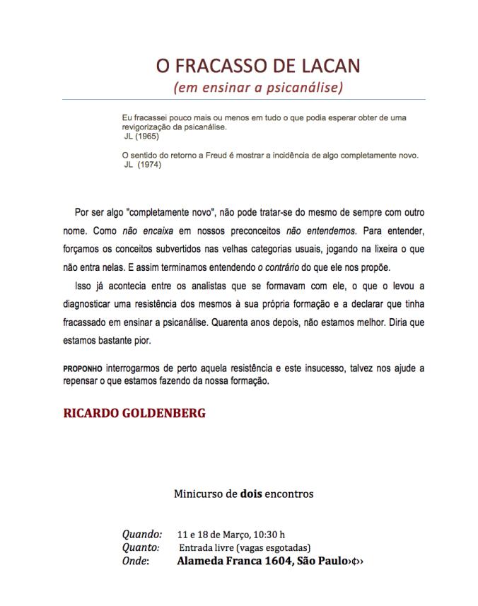 minicurso 2